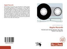 Couverture de Apple Records