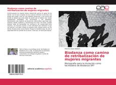 Portada del libro de Biodanza como camino de retribalización de mujeres migrantes
