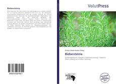 Bookcover of Biebersteinia