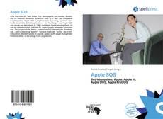 Обложка Apple SOS