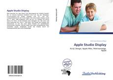 Buchcover von Apple Studio Display