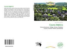 Bookcover of Czysta Dębina