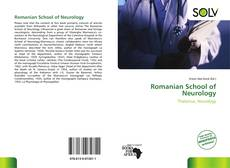 Bookcover of Romanian School of Neurology