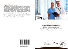 Approbationsordnung kitap kapağı