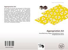 Bookcover of Appropriation Art