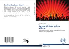 Buchcover von Speak (Lindsay Lohan Album)