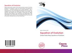 Couverture de Squadron of Evolution