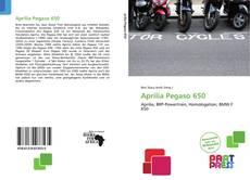 Buchcover von Aprilia Pegaso 650