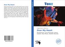 Capa do livro de Over My Heart