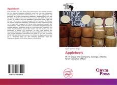 Bookcover of Applebee's