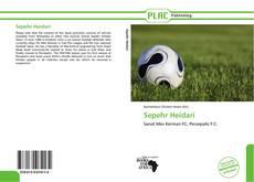Sepehr Heidari kitap kapağı