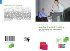 Bookcover of Application Link Enabling