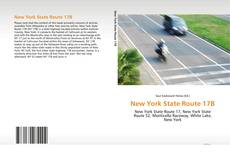 Bookcover of New York State Route 17B