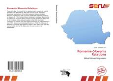 Bookcover of Romania–Slovenia Relations