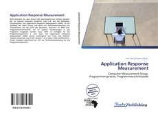 Portada del libro de Application Response Measurement