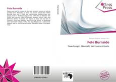 Bookcover of Pete Burnside