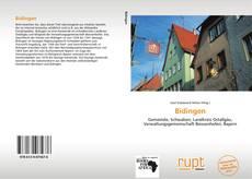 Borítókép a  Bidingen - hoz