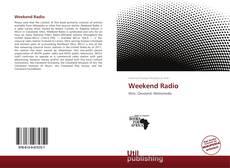 Couverture de Weekend Radio