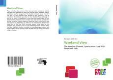 Couverture de Weekend View