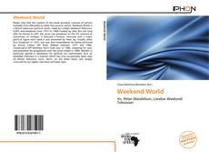 Couverture de Weekend World