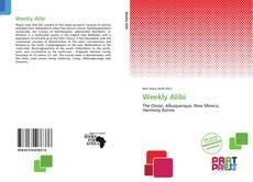Capa do livro de Weekly Alibi
