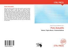 Bookcover of Pete Astudillo