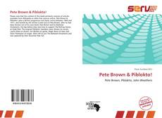Bookcover of Pete Brown & Piblokto!
