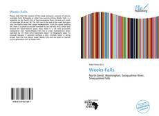 Обложка Weeks Falls