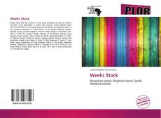 Couverture de Weeks Stack
