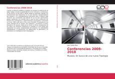 Portada del libro de Conferencias 2008-2018