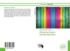 Copertina di Weeping Angels