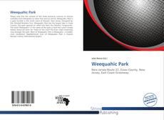 Weequahic Park kitap kapağı