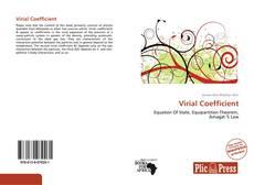 Borítókép a  Virial Coefficient - hoz