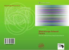 Bookcover of Weeratunge Edward Perera