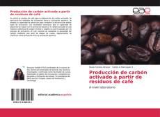 Обложка Producción de carbón activado a partir de residuos de café