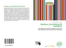 Copertina di Weeton, East Riding Of Yorkshire