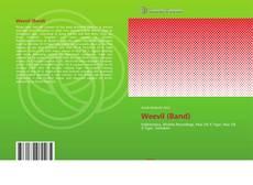 Portada del libro de Weevil (Band)