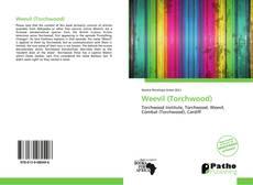 Buchcover von Weevil (Torchwood)
