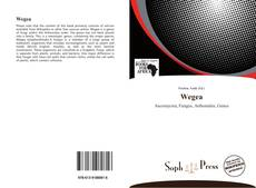 Bookcover of Wegea