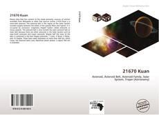 Bookcover of 21670 Kuan
