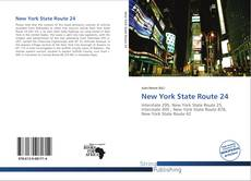Bookcover of New York State Route 24