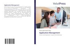 Application Management kitap kapağı