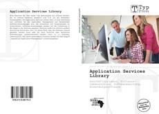 Application Services Library kitap kapağı