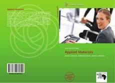 Borítókép a  Applied Materials - hoz