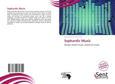 Bookcover of Sephardic Music