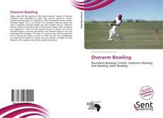 Portada del libro de Overarm Bowling