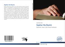 Bookcover of Sepher Ha-Razim