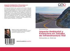 Portada del libro de Impacto Ambiental y Financiero en Taludes de Infraestructura Vial