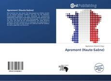 Copertina di Apremont (Haute-Saône)