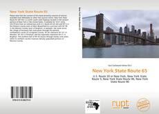 Copertina di New York State Route 65